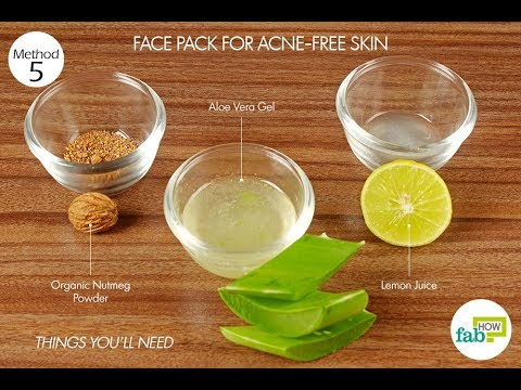 Beauty tips | Aloe vera /lemon juice with honey to remove wrinkles, get smooth & ligthing skin