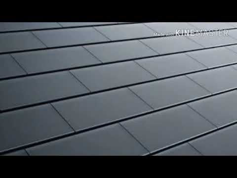 Tesla finally begins manufacturing solar roof tiles
