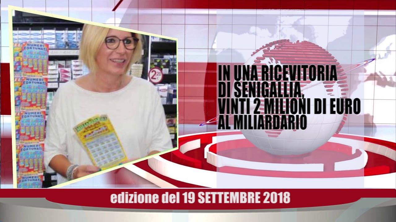 Velluto Notizie Web Tv Senigallia Ed  19 09 2018
