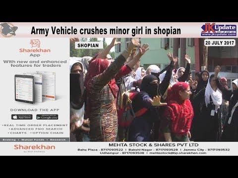 Jammu Kashmir News Round Up 20 July 2017