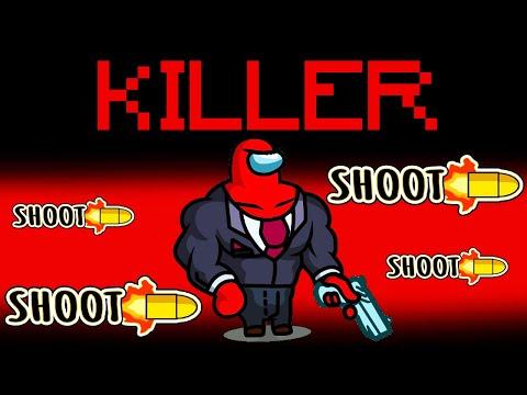 IL NUOVO RUOLO DEL KILLER SU AMONG US CON LE MOD!!