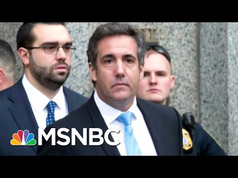 Michael Cohen May Have Offered Access To President Donald Trump For Money | Velshi & Ruhle | MSNBC