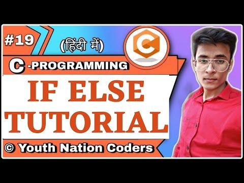 If Else Statement | C Programming | Basics | Hindi | YNC