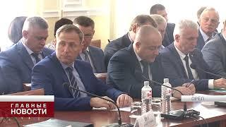 Орловское правительство обсудило вопросы экологической безопасности