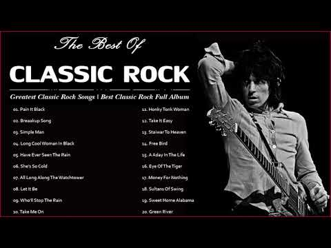 Classic Rock Legend 60s 70s 80s - Classic Rock Songs Of All Time
