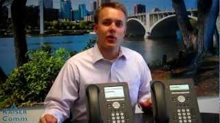 How to Transfer & Conference a Call with the 9504 & 9508 Avaya IP Office Digital Phones