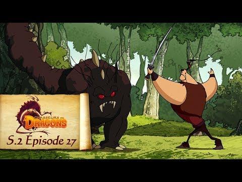 Chasseurs de dragons  Ep27  Le dragontagieux