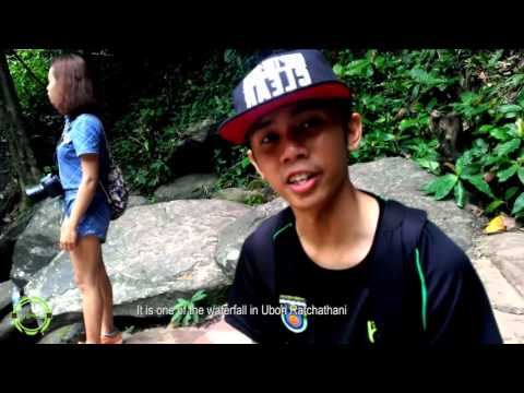 Discovery Year UBD | COP : Ubon Ratchathani 2015 (Trip To Huai Luang Waterfall)