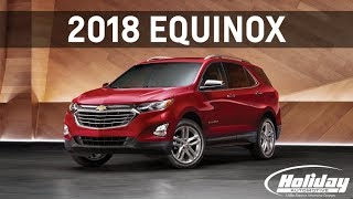 2018 Chevy Equinox | Model Overview