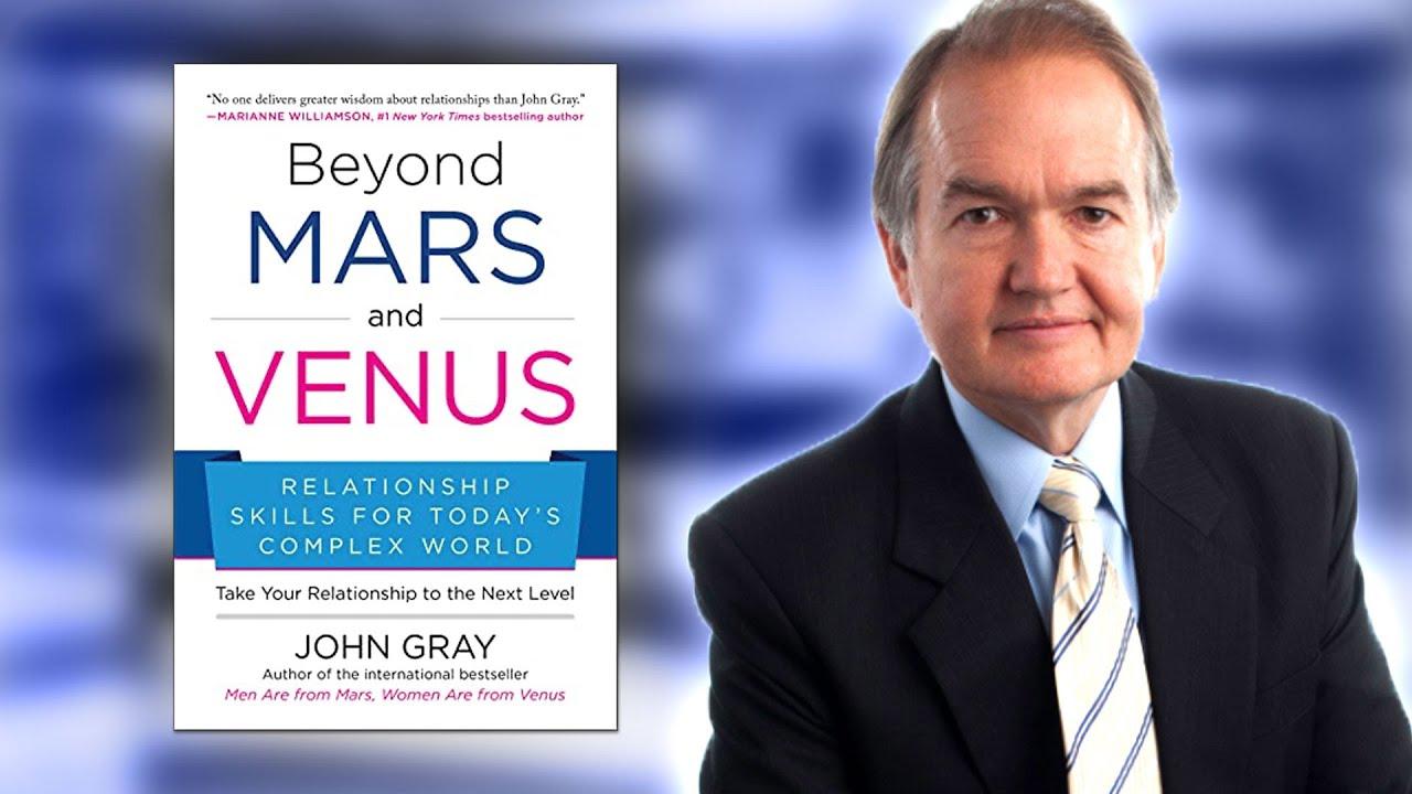 John grey venus mars