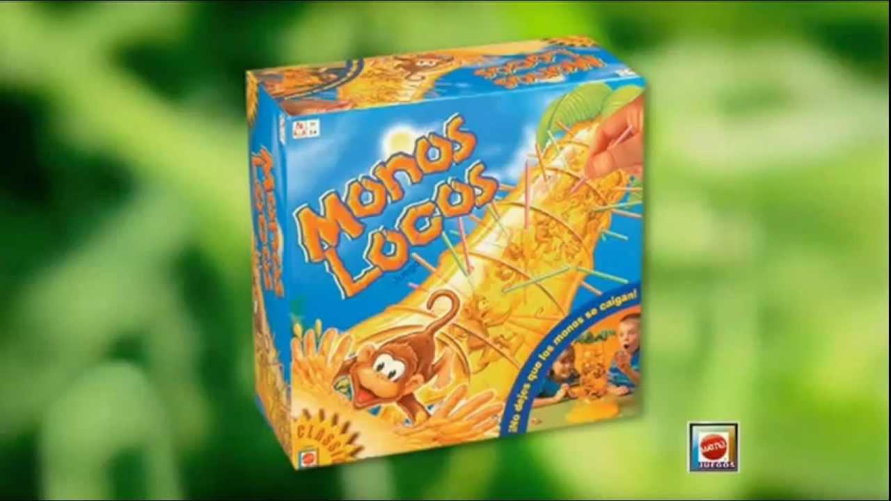 Monos Locos Mattel Anuncio Www Puppentoys Com Youtube
