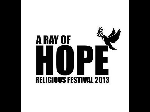 Religious Show 2013 - A Ray of Hope