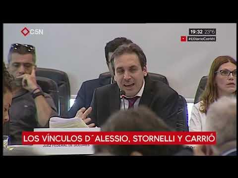 Espionaje ilegal: La exposición de Ramos Padilla en el Congreso