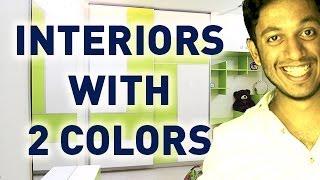 Mrs Parvati Interiors [pre Final Update] - A 3bhk Home Full Interior Designing