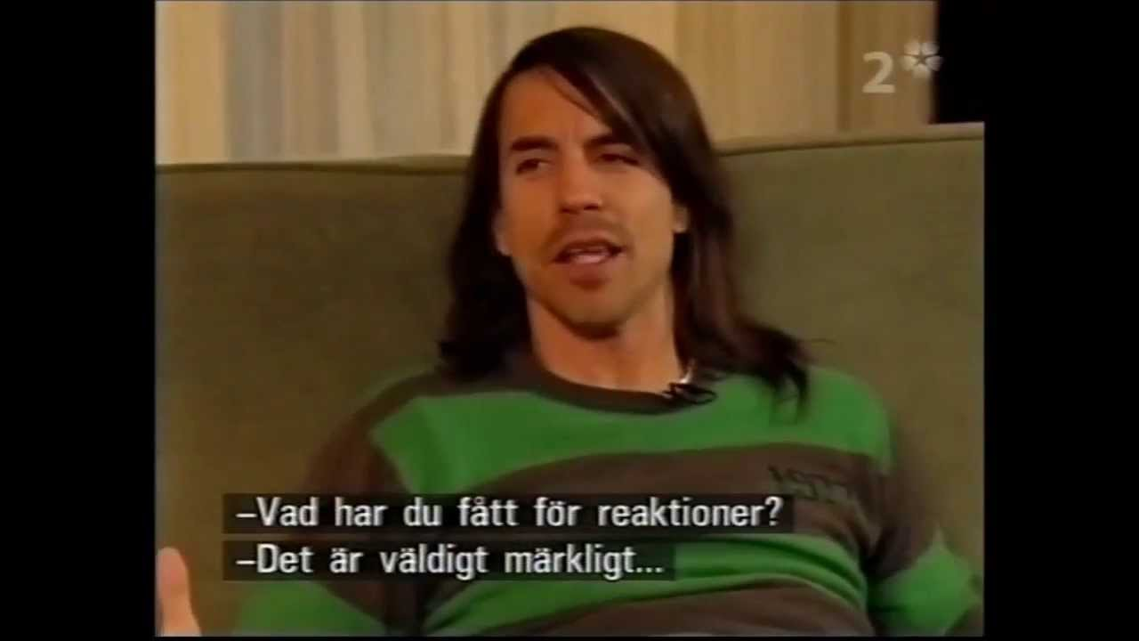 anthony kiedis interview about his book scar tissue 2006 youtube. Black Bedroom Furniture Sets. Home Design Ideas