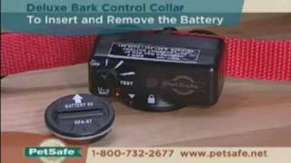 Pdbc 300 Petsafe Deluxe Barkcontrol Training Tips