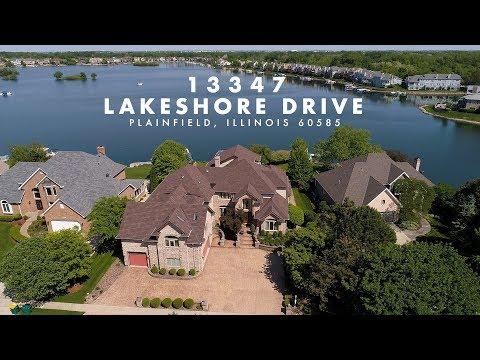 Welcome to 13347 Lakeshore Dr, Plainfield, IL 60585