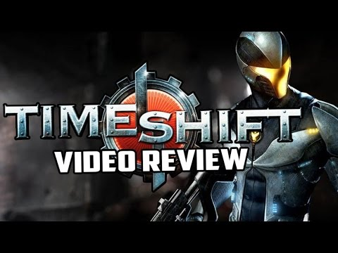 TimeShift PC Game Review