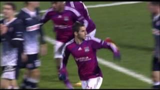 Retour sur le match OL/Zagreb du 7 décembre 2011 | Olympique Lyonnais