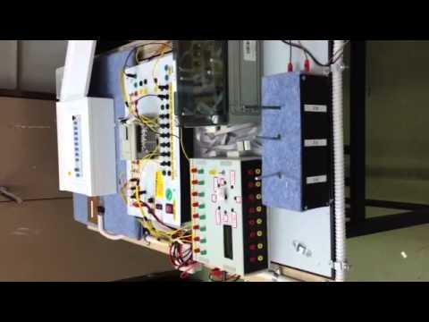 ענק בקרת זליגה חשמלית לאדמה בלוח חשמל - YouTube JH-86