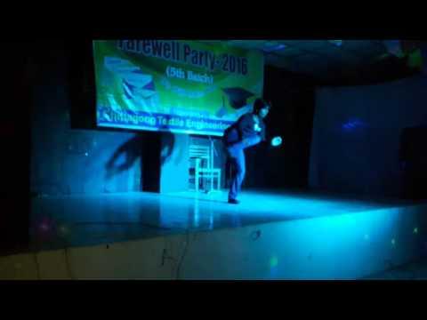 Amazing Dancing _ By Arittra Chowdhury , CTEC 9th batch