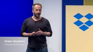 Drew Houston: Meet the new Dropbox | Full announcement and event recording | Dropbox