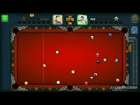 8 ball pool Tokyo Warrior Hall 5k betting