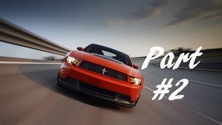 NFS Most Wanted 2015 | Ford Mustang Boss Gameplay PC