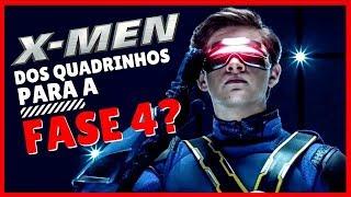 X-MEN   REBOOT NOS QUADRINHOS PARA A MARVEL FASE 4? (E UMA SUGESTÃO DE QUADRINHO)