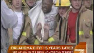 Oklahoma City Bombing Anniversary