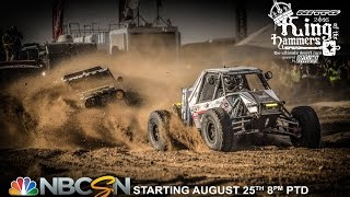 King of The Hammers Featured in 6 Part Series on NBC Sports