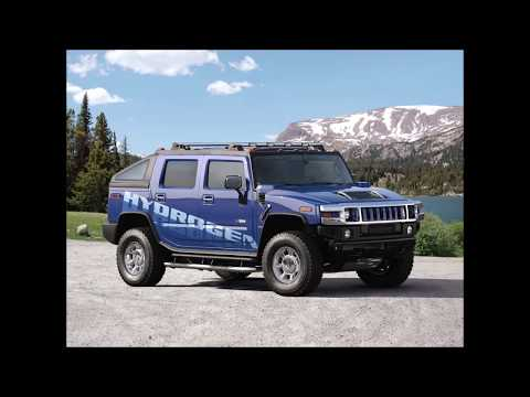 Hummer H2H Prototype 2004 Slideshow