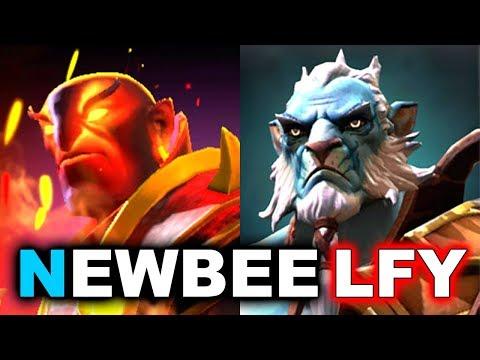 NEWBEE vs LFY - China Grand FINAL - DreamLeague 8 MAJOR DOTA 2