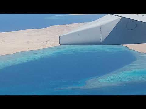 TUI Fly Boeing 737-800 From Sharm El Sheikh to Hurgada Full HD Video