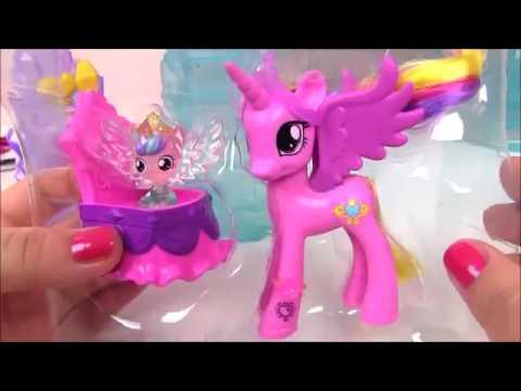 Лучшая игрушка для детей! Малютка Литл Пони Пинки Пай!!! - YouTube