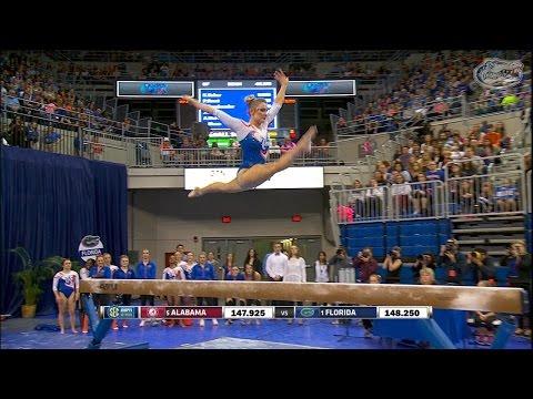 Florida Gymnastics: Bridget Sloan Perfect 10 1-29-16