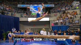Florida Gymnastics: Bridget Sloan Perfect 10 1-29-16