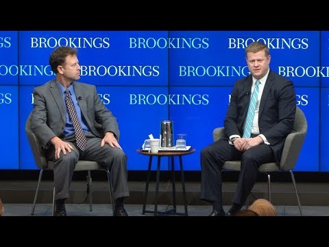 Next steps for the Army: A conversation with Under Secretary Ryan McCarthy