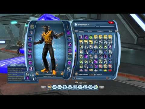 How To Use The R&D Station In DCUO