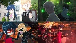Леди Баг и Кот Нуар - аниме версия [Полный клип