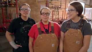 WITT - Scotchman Sisters, Welding Apprentices