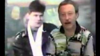 Сообщение о смерти Юрия Клинских (Хоя)(Отрывок из телепередачи о смерти Юрия Клинских., 2007-03-22T14:02:53.000Z)