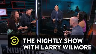 The Nightly Show - 9/22/15 in :60 Seconds