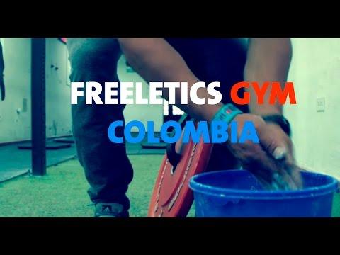 Freeletics Gym Colombia