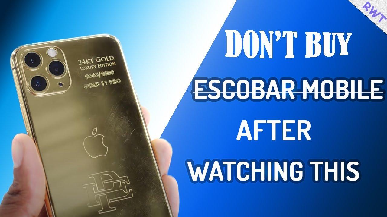 Escobar Mobile Fraud-Pablo Escobar Mobile Fraud-Escobar Mobile Don't Buy(ENGLISH)
