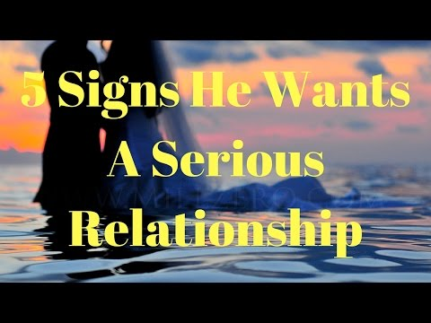 Serious Relationship Dating Site