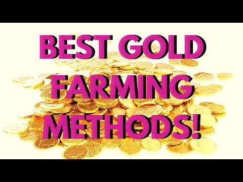 AQ3D Best GOLD FARMING Methods! AdventureQuest 3D
