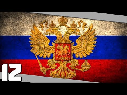 Divergences of Darkness Vic2 - Russia Ep.12 - Warm Water Ports || Divergences of Darkness Lets Play