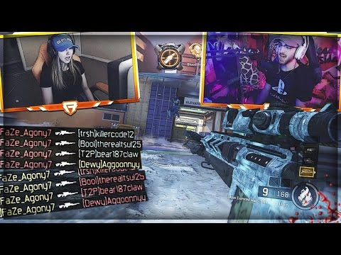 SHE HIT A CLIP ON ME!!