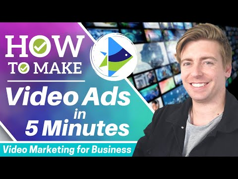 How to Make Video Ads in 5 Minutes | Video Marketing for Business (Invideo Tutorial)